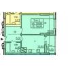 Продается 1-к квартира в сданном доме,   ул.   Соломии Крушельницкой 15А